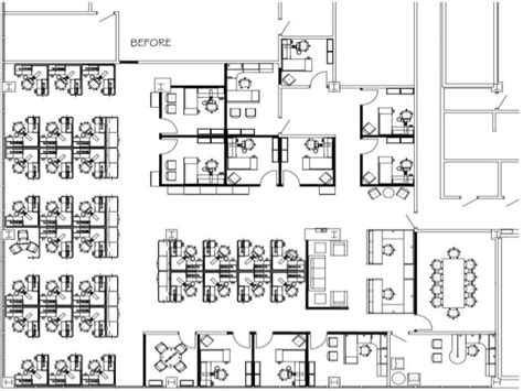 Office Furniture Layout Software by Agile Office Spaces