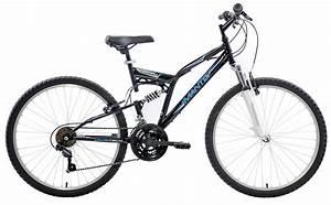 """Mantis Men's 26"""" Ghost 21-Speed Dual Suspension Mountain Bike"""