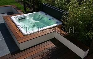 yakuzi pool garten zuhause image idee With whirlpool garten mit bonsai 50 years old