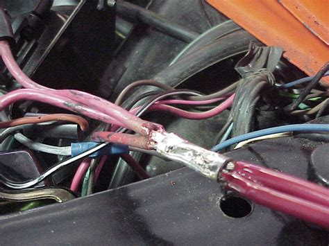 Wire Harness Routing Pic Front Radiator Support