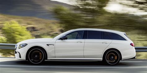 Wagon Amg by The 2018 Mercedes Amg E63 S Wagon Is The 603 Hp Family