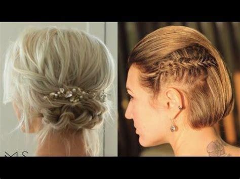 Peinados para Cabello Corto Sencillas y Bonitas