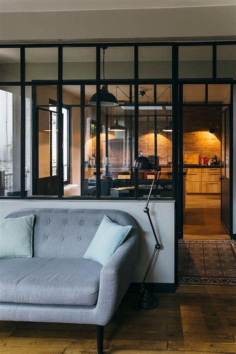 chambre style usine chambre style loft industriel idées décoration intérieure