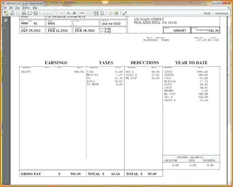 pay stub template word check template word virtuart me