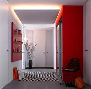 Flur Beleuchtung Decke : einrichtungsideen f r flur interessante vorschl ge ~ Michelbontemps.com Haus und Dekorationen