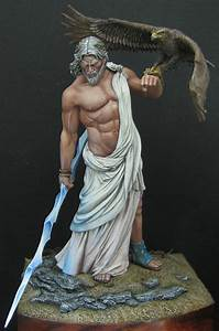 CoolMiniOrNot - ZEUS god of gods by fischy