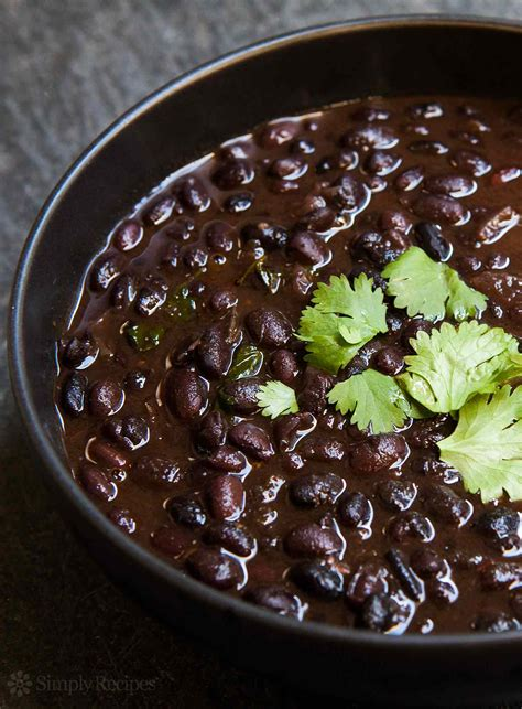 cajun cuisine spicy citrusy black beans recipe simplyrecipes com