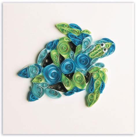 buy paper quilling craft kit sealife designs pack