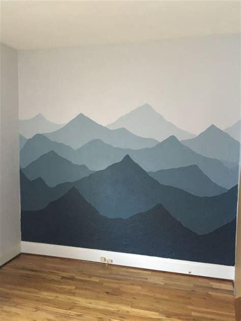 Kinderzimmer Deko Gebraucht by Malte Ein Bergbild In Unserem Kinderzimmer Gebraucht
