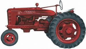 Farmall Parts Super M  Mv  Md  Mdv  M