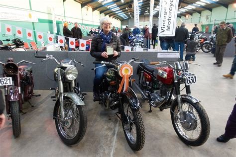 38th Carole Nash Bristol Classic Motorcycle Show 2018