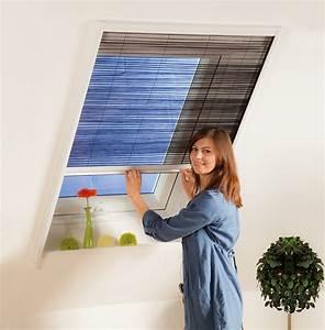 Insektenschutz Für Dachfenster : easyhome insektenschutz rollo f r dachfenster sets ~ Articles-book.com Haus und Dekorationen