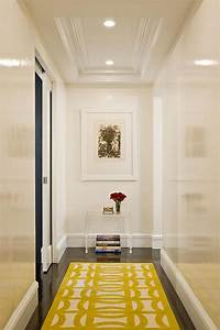 Recessed lighting in hallways : Design ideas for a recessed ceiling