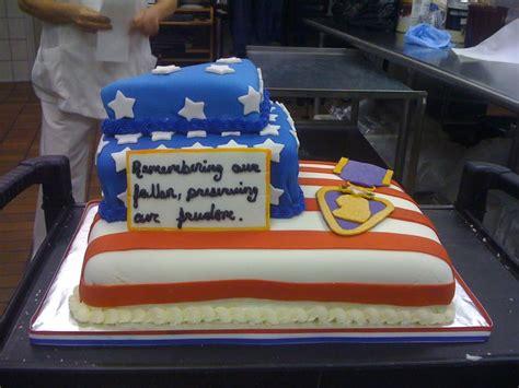 veterans day cake cakes  veterans day pinterest