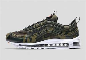 Baskets Nike Air Max 97 Qs Pas Cher Camouflage Sneakers