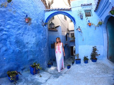 How To Get To Chefchaouen The Blue City Of Morocco My