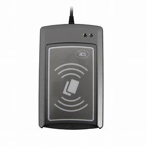 Smart Card Reader | ACS: ACR128 DualBoost Contact and ...
