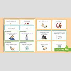 *new* Ks2 Health And Wellbeing Debate Cards