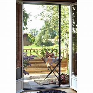 moustiquaire pour porte fenetre a enroulement lateral With rideau pour terrasse exterieur 17 grilles de protection