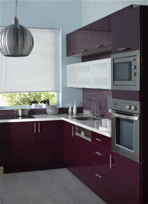 cuisine aubergine et grise besoin d idees pour ma cuisine