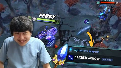 No clickbaits, just a pure highskill Mirana gameplay - YouTube