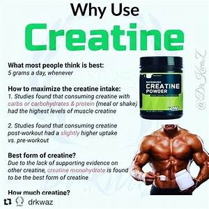 Creatine Supplement  U2013 Monohydrate Side Effects Benefits