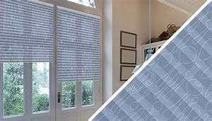 Plissee Mit Motiv : plissee mit muster blumen streifen uni ~ Frokenaadalensverden.com Haus und Dekorationen