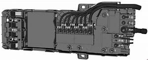 Ford Transit  2014  U2013 2018   U2013 Fuse Box Diagram