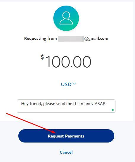 send  paypal invoice request money paperblog
