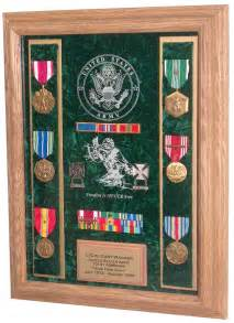 Military Shadow Boxes Display Cases