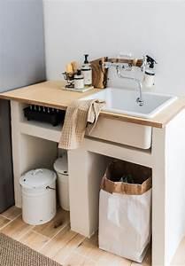 Küchenzeile Selber Bauen : k chenzeile mit sp le aus porenbeton bauen in 2020 porenbeton sp ltisch k che selber bauen ~ Watch28wear.com Haus und Dekorationen