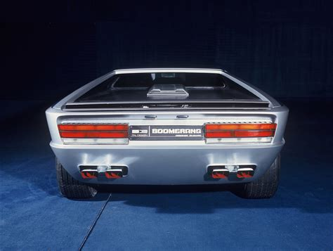 maserati boomerang the maserati boomerang who says boomerangs don t come back