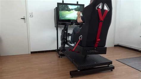 siege simulateur de conduite t3 simulator by prosimu com