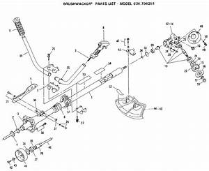 Wiring Diagram  31 Craftsman Brushwacker 32cc Fuel Line