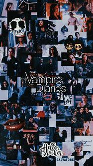   Vampire diaries wallpaper, Vampire diaries poster ...