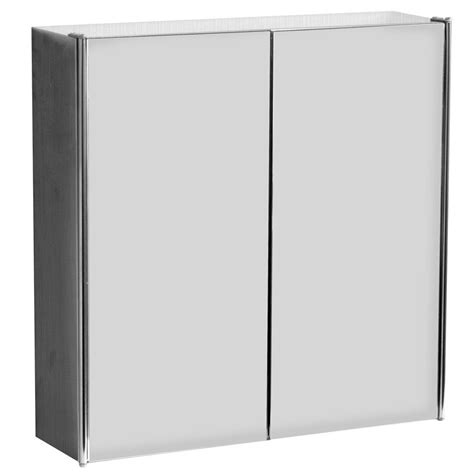 Stainless Steel Mirrored Bathroom Cabinet by Tiano Door Wall Cabinet Stainless Steel Mirrored