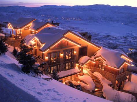 ski  ski    dream mountain homes