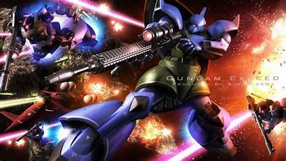 Gundam Wallpapers Quads Wallpaperplay