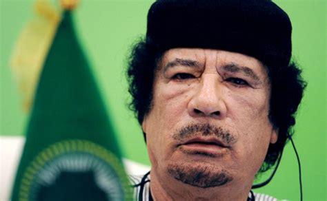 Gaddafi Case