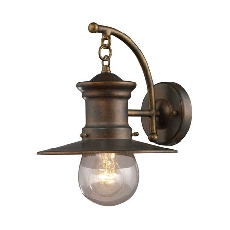 12 inch nautical outdoor wall light 42006 1 destination lighting