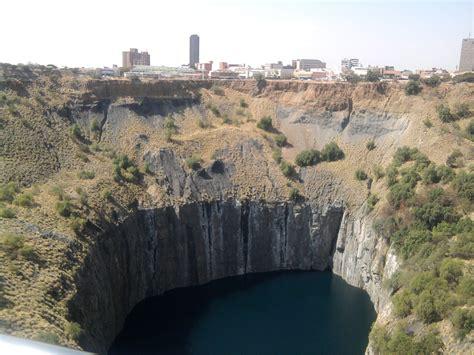 turisti per caso sudafrica kimberley sud africa la ex miniera di diamanti viaggi