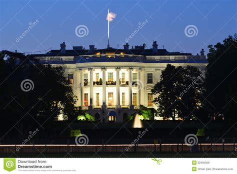 het witte huis in amerika het witte huis washington dc verenigde staten royalty