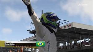 F1 2016 Ps4 : f1 2016 brazil massa event ps4 youtube ~ Kayakingforconservation.com Haus und Dekorationen