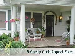 5 Cheap Curb Appeal Fixes  Newlywed Survival