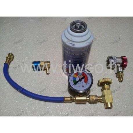 kit recharge climatisation gaz raccord gaz pour clim