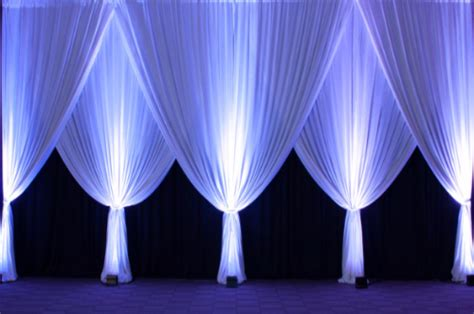 show light power theatre drapes