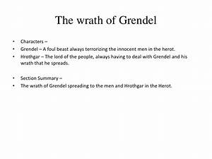 the wrath of grendel summary beowulf review