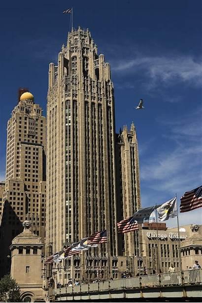 Tribune Chicago Tower Hood Architecture Howells Buildings