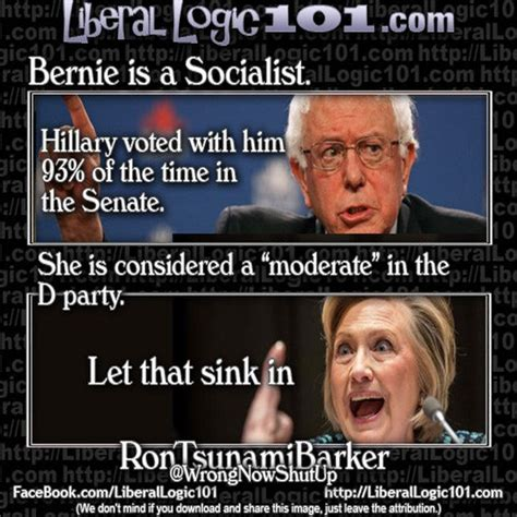 Bernie Hillary Memes - the quot difference quot between hillary and bernie sanders meme