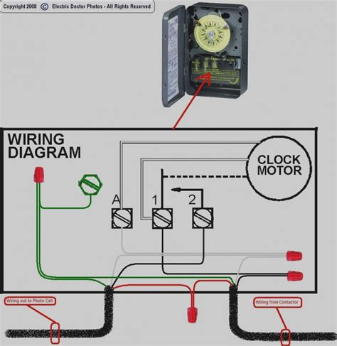Electrical Lighting Contactor Wiring Diagram by Lighting Contactor Wiring Diagram With Photocell In 2019